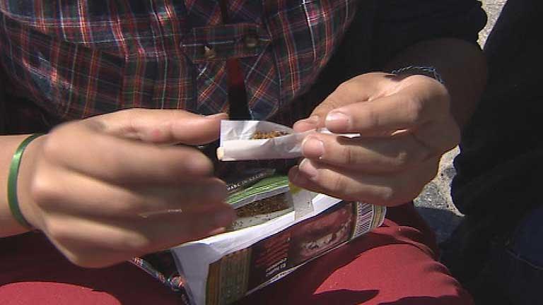 Desciende el consumo de drogas en España