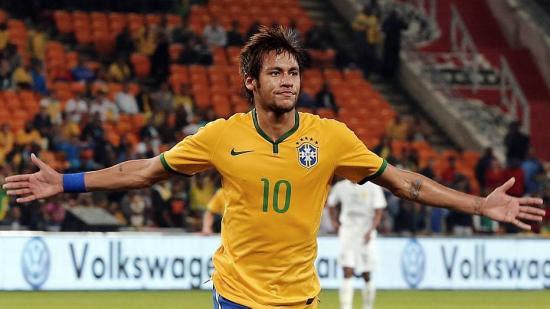 neymar nova