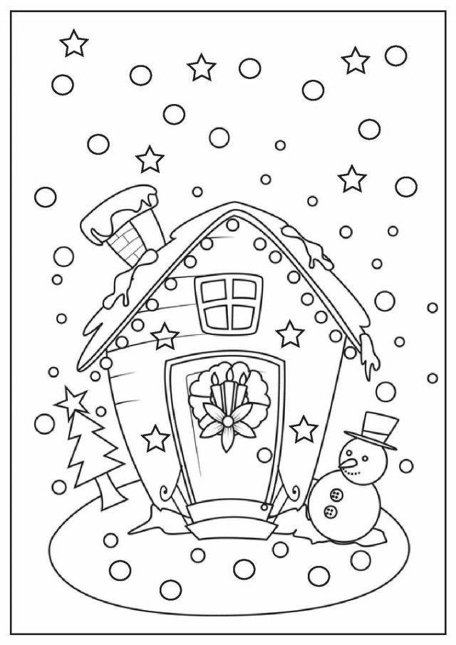 Blank Christmas Tree - Coloring Home