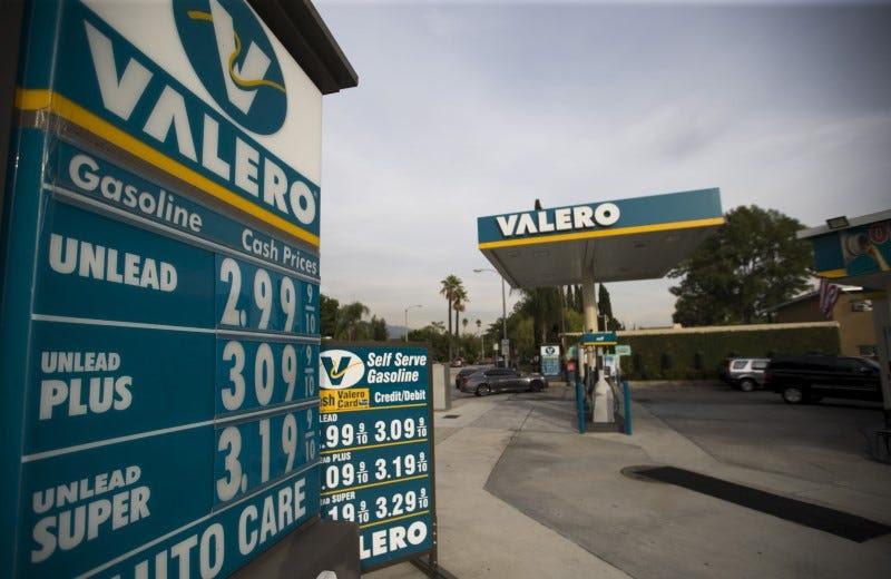 Resultado de imagen de Valero Energy