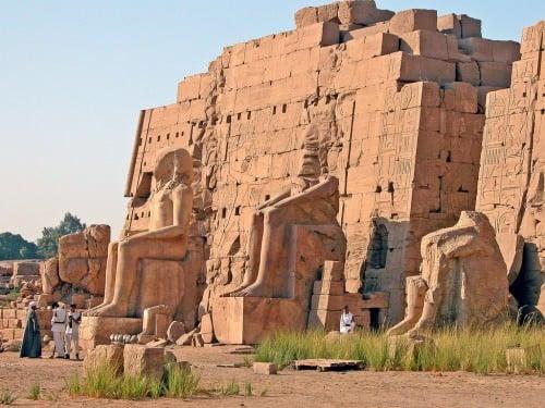 Hatshepsut's Temple, Karnak
