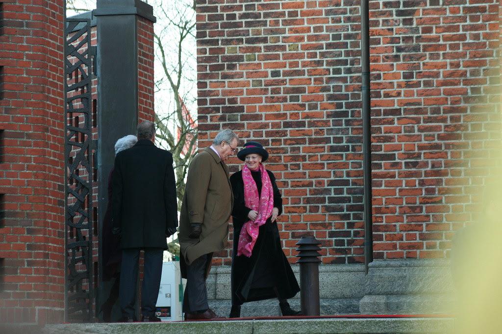 Dronningen og Prinsgemalen