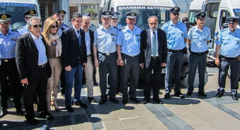 Επεκτείνεται και στην Ηλεία η Κινητή Αστυνομική Μονάδα - Η παρουσίαση στην Πάτρα