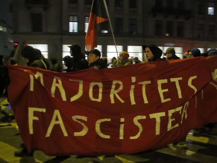 Majority fascists