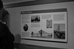 Golden Gate Bridge 75th Anniv - International Orange Men of Vision
