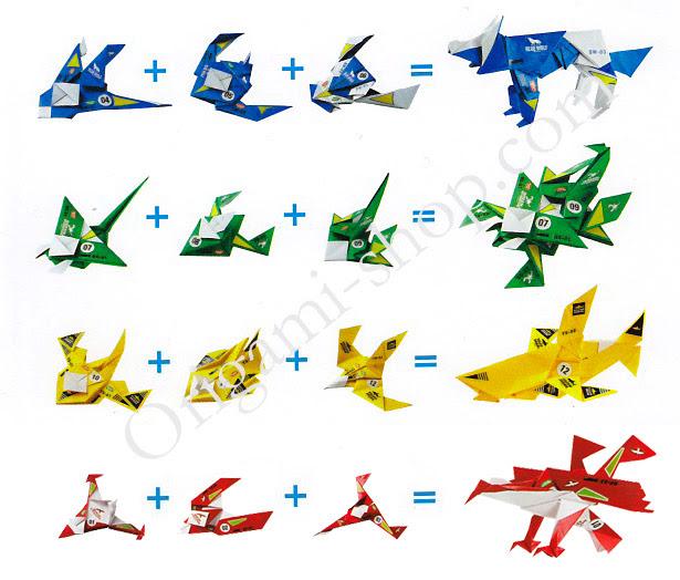 3D Origami | Origami | Printing Materials | 524x615