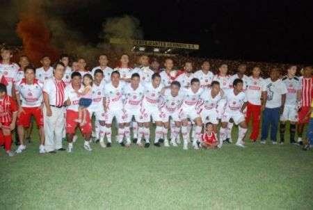 União de Rondonópolis Campeão