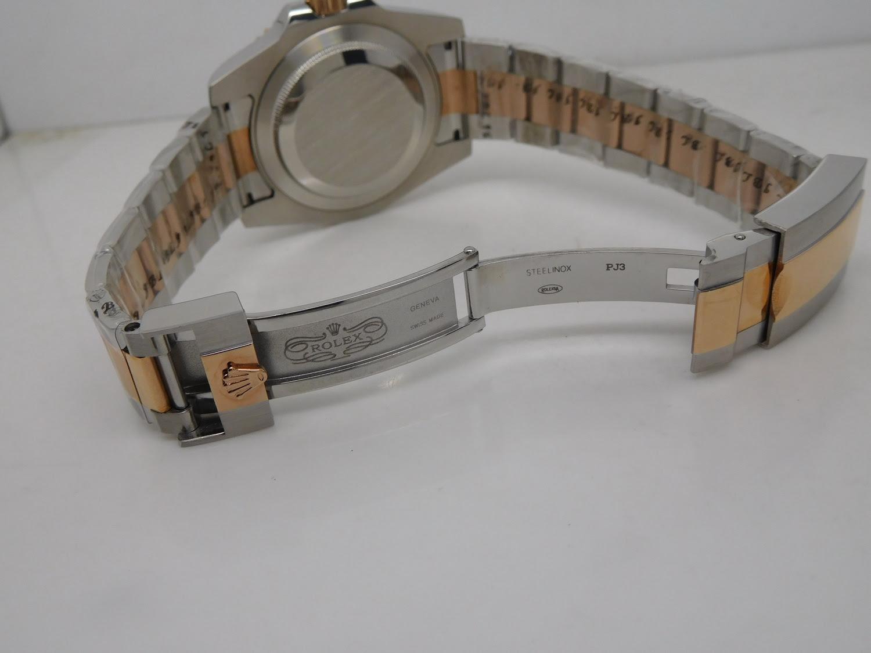Rolex GMT Master II 126711 Clasp