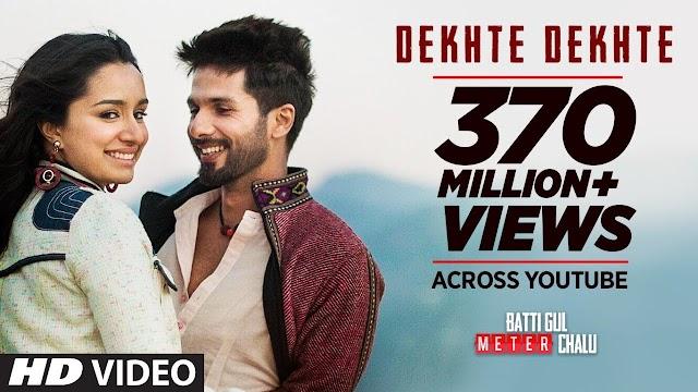 Dekhte dekhte lyrics - Atif Aslam Lyrics | lyrics for romantic song
