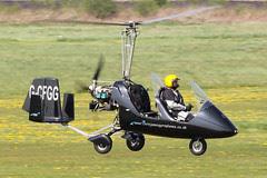 G-CFGG - 2008 build Rotorsport UK MT03, visiting Barton