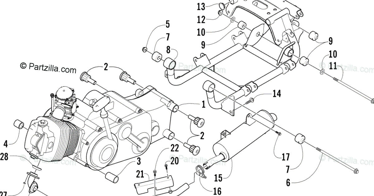 250cc Atv Engine Diagram - Wiring Diagrams