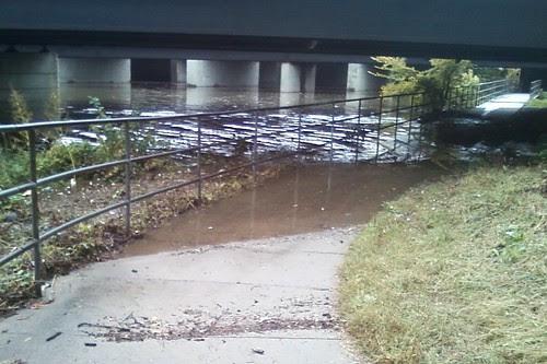 Four Mile Run Flood