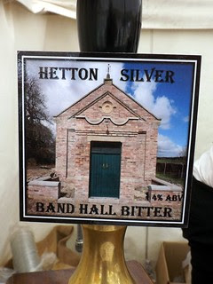 Stables? Hetton Silver Band Hall Bitter, England