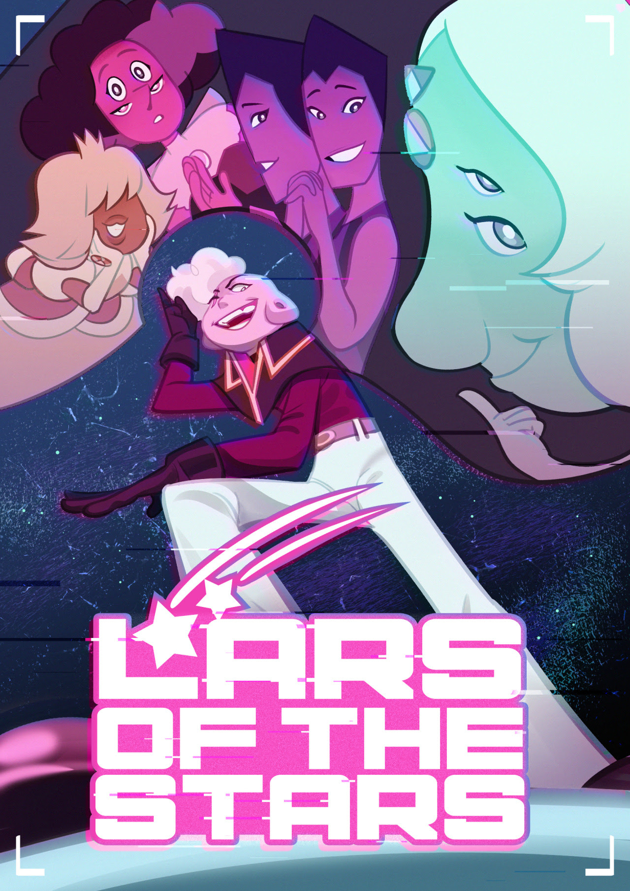 Lars of the Stars poster ^w^ commissions info