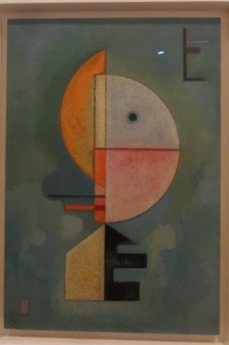 Kandinskij: Verso l'alto