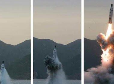 Coréia do Norte confirma realização de teste nuclear; detonação gerou terremoto