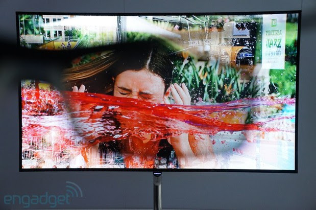 Samsung reportedly shipping 55inch OLED to South Korea next week