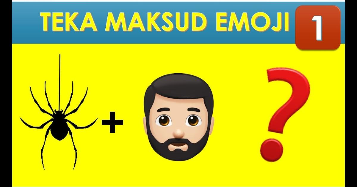 18+ Jawapan Teka Teki Emoji Filem Melayu Lama Background ...