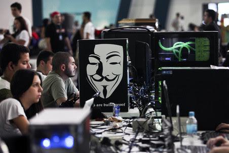 Большинство хакерских атак в 2011 году в мире носили протестный характер