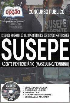 Apostila concurso SUSEPE RS, Agente Penitenciário - Rio Grande do Sul.