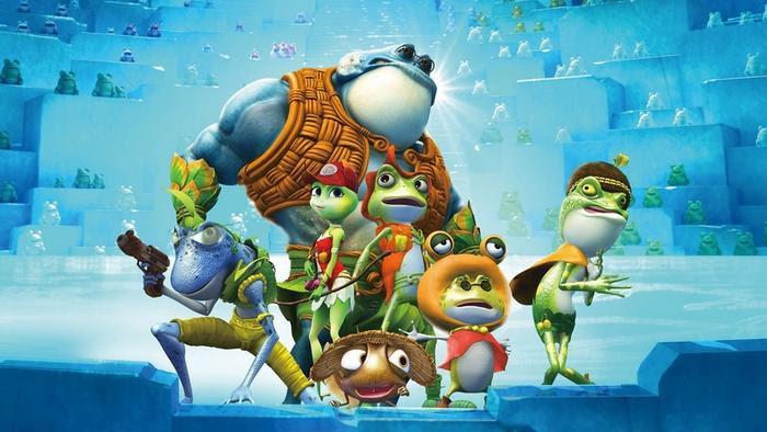 Resultado de imagen de el reino de las ranas