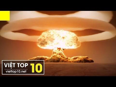 Top 6 vụ nổ hạt nhân kinh hoàng nhất lịch sử nhân loại