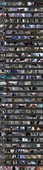 Upskirts 2378-2407 (Beautiful Women Upskirts Voyeur Escalator)