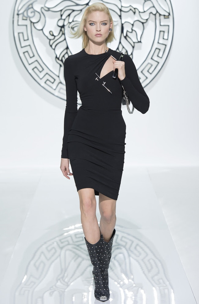 dress8 VERSACE Women's FW1314