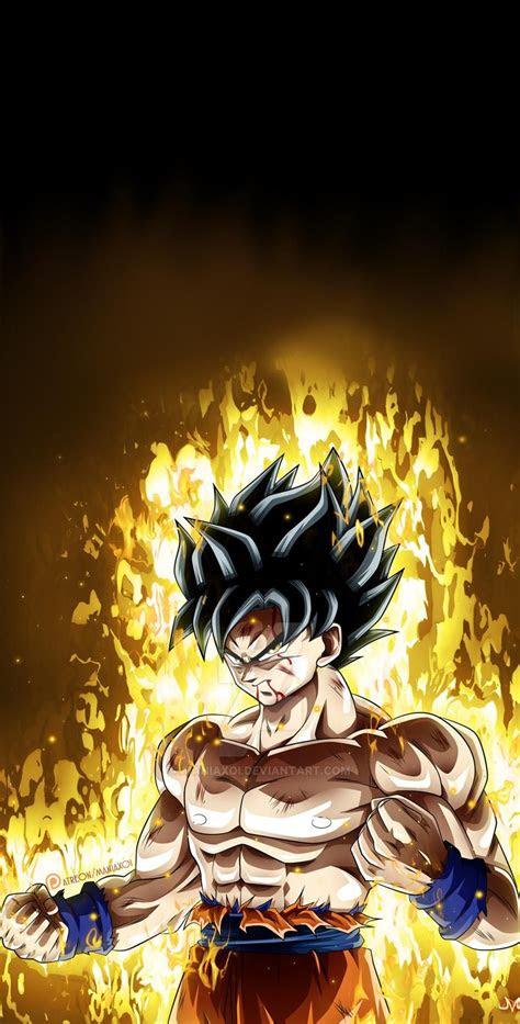 Live Wallpaper Iphone 7 Goku