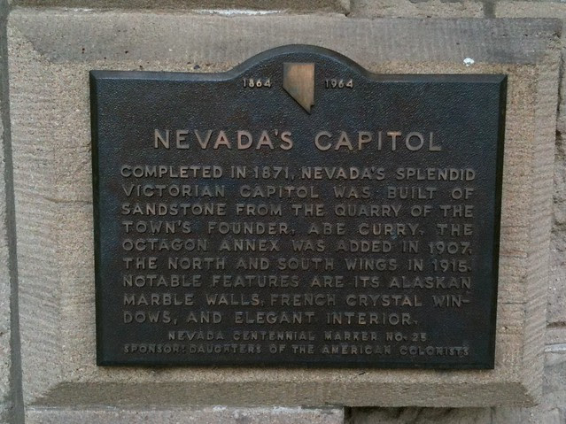 Nevada Historical Landmark #25