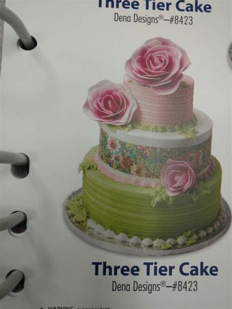 3 tier cake, Tier cake and Sam's club on Pinterest
