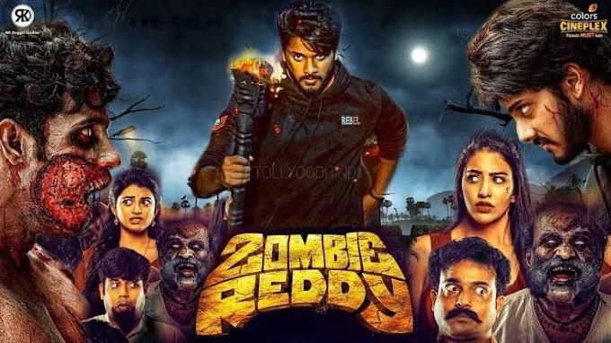 Zombie Reddy full Movie in Hindi Download Filmywap 480p