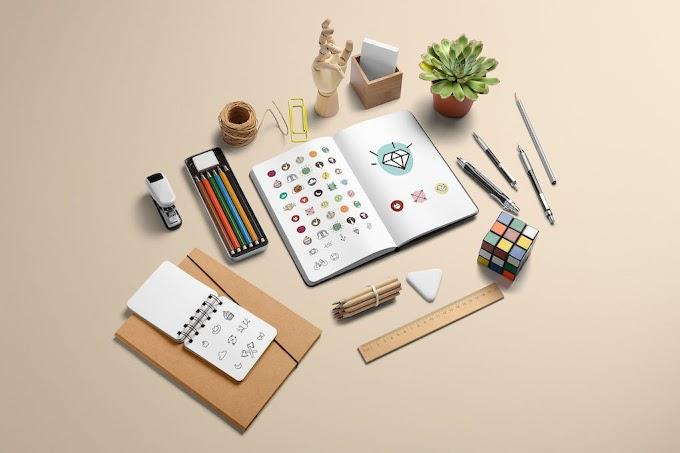 Branding Mockup Essentials Vol. 4