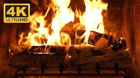 birchwood crackling fireplace  fireplace   home