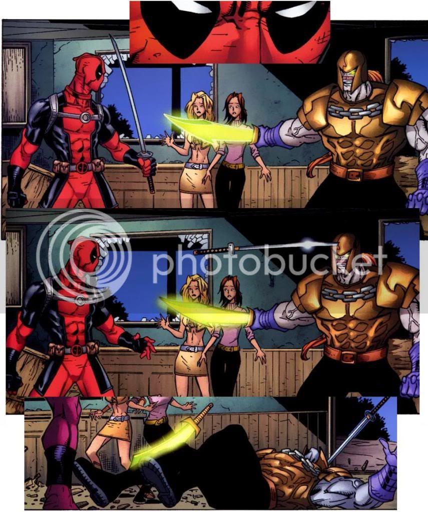 Deadpool: Identidade