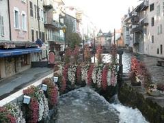 canales de annecy