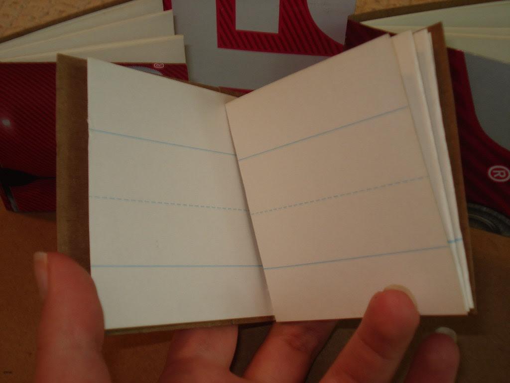 TAB mini book
