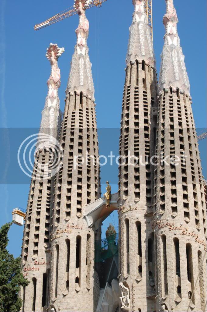 La Sagrada Familia Barcelona Pictures, Images and Photos