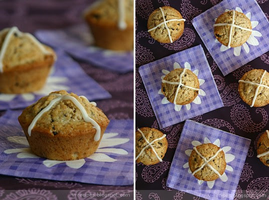 Hot Cross Muffins 2