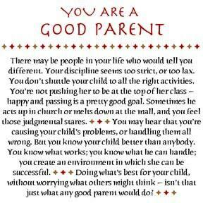 Quotes About Good Parent 107 Quotes
