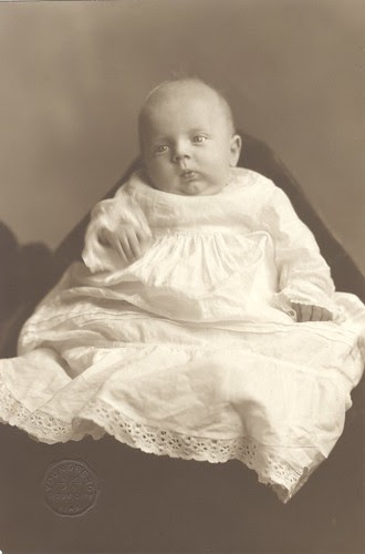 Elvis John Brassfield 3 months old