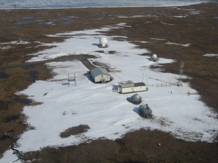The NOAA Barrow Baseline Atmospheric Observatory, ...