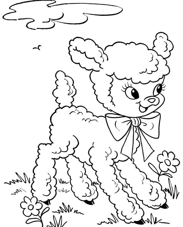 Free Printable Easter Coloring Pages | #easter #freebies ...