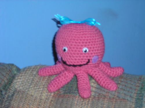 Pinky the Octopus