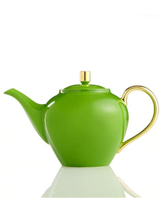 kate spade  york greenwich grove teapot dinnerware