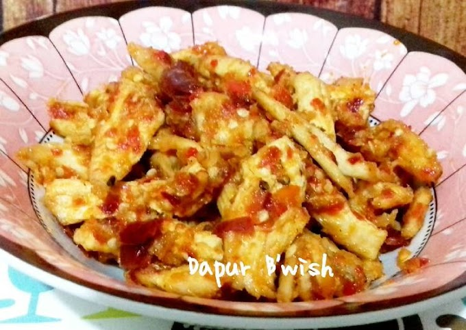 Resep Mudah Ayam Sambal Korek Terenak