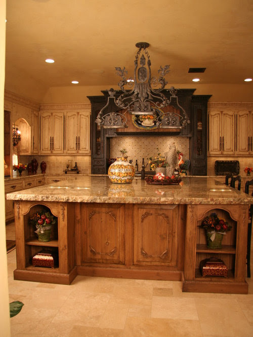 Old World Kitchens Home Design Ideas Pictures Remodel