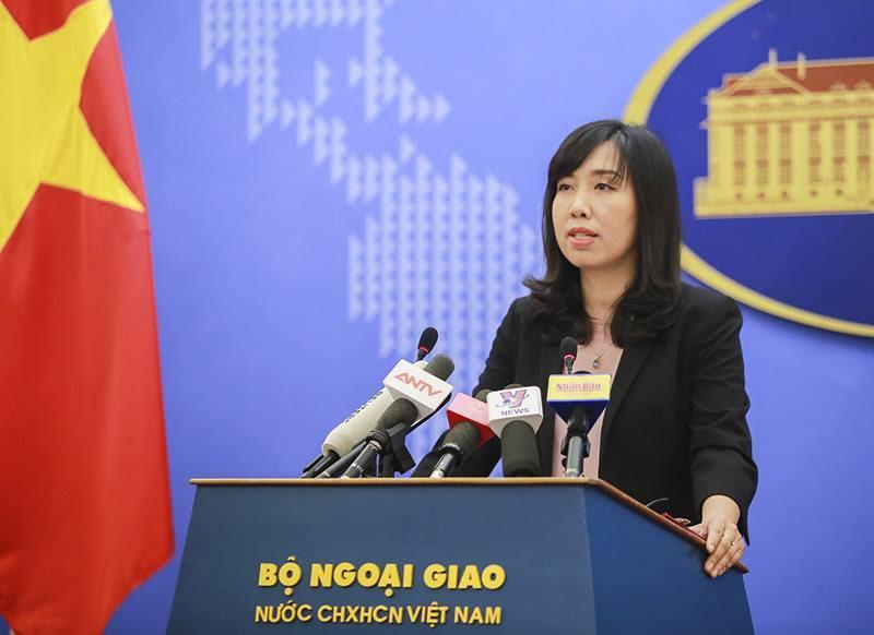 Trịnh Xuân Thanh,người phát ngôn,Lê Thị Thu Hằng