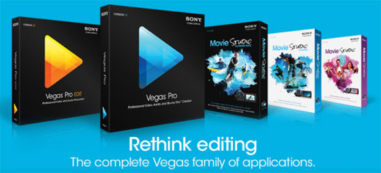 Sony Vegas Family