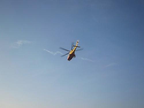 Il grande ragno volante, #elicottero by Ylbert Durishti